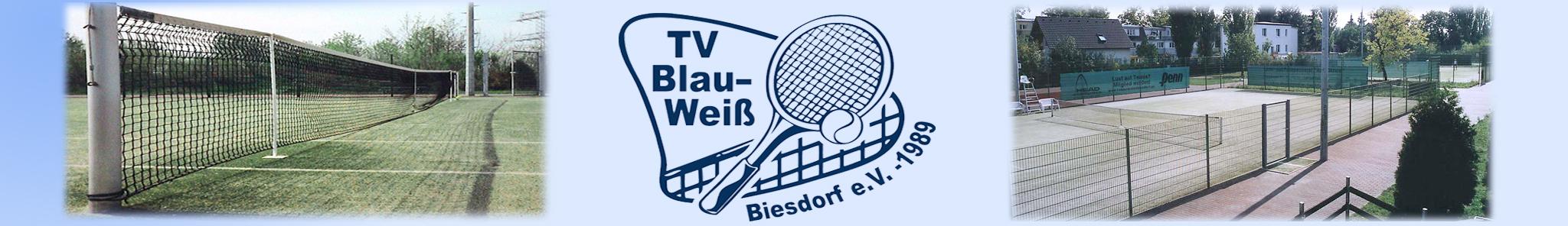 TV Blau Weiss Biesdorf e.V.